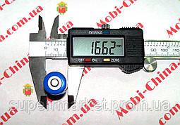 Аккумулятор Li-Ion Bailong 3.7V 5800mAh 16340  Blue, фото 3