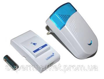 Беспроводной дверной звонок 8603  от сети , blue, фото 2