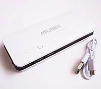 Универсальная батарея -  ATLANFA power bank 12000mAh ( AT-D2016)