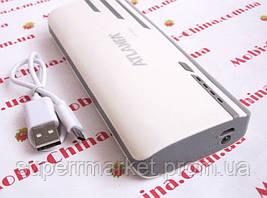 Универсальная батарея -  ATLANFA power bank 12000mAh   AT-D2017, фото 2