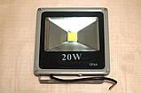 Світлодіодний прожектор 220В, 20Wt, фото 2