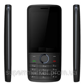 Телефон Bravis MAJOR 2.8'' duos Black ' 2