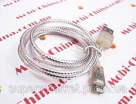 USB - кабель для iPhone 5 6, ароматизированный -1 метр, фото 2