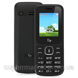 Телефон Fly FF177 Black