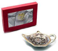 """Подставка под чайные пакетики (11,5 см) """"Узор"""""""