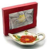 """Подставка под чайные пакетики (11,5 см) """"Цветок"""""""