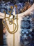 """Жіночий велюровий турецький костюм """"Eze"""", розм 50,52,54,56, фото 5"""