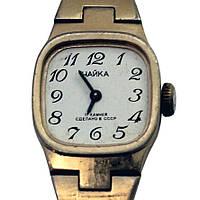 Женские часы Чайка 17 камней сделано в СССР 808790 -腕表 ussr, фото 1