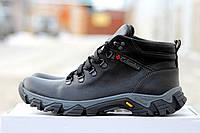 Ботинки Columbia (черные) зима, зимние ботинки на меху