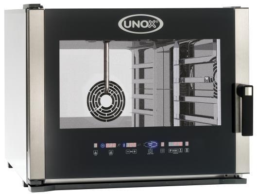 Пароконвекционная печь Unox XVC305e