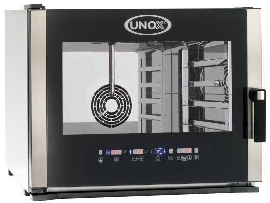 Пароконвекционная печь Unox XVC305e, фото 2