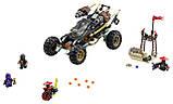 Конструктор LEGO NINJAGO 70589 Гірський позашляховик, фото 3