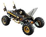 Конструктор LEGO NINJAGO 70589 Гірський позашляховик, фото 4