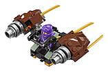 Конструктор LEGO NINJAGO 70589 Гірський позашляховик, фото 7