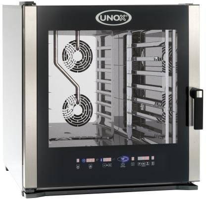 Печь пароконвекционная Unox XVC 505 E, фото 2