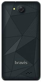"""Смартфон Bravis A503 JOY 5.0""""  8GB Black '3"""