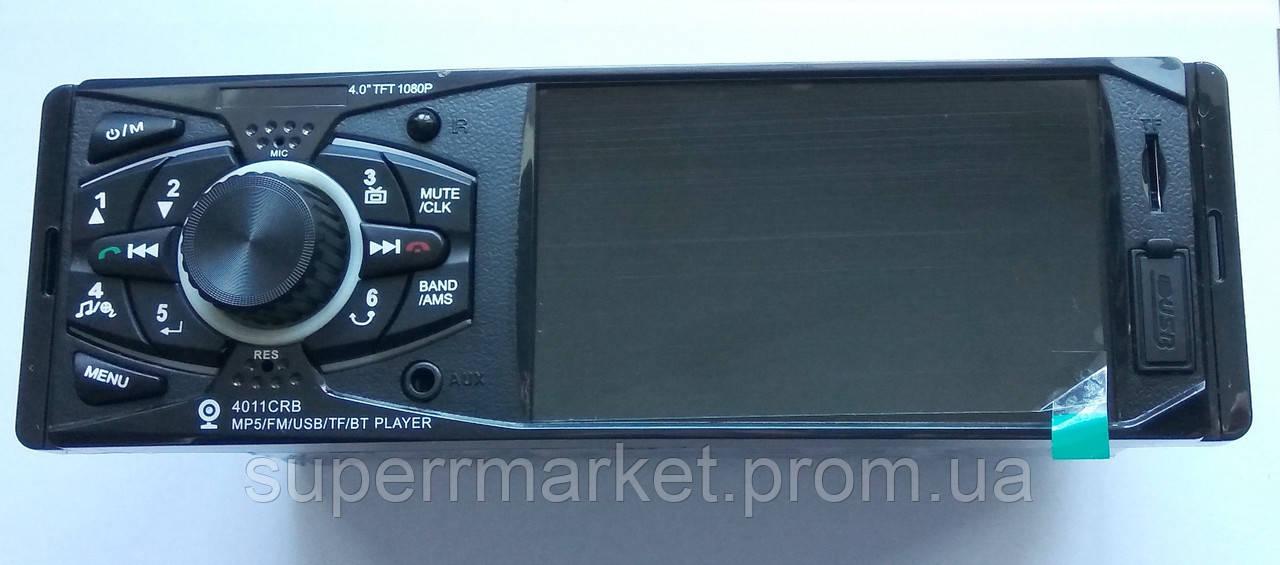 """Автомагнитола Pioneer 4011CBR  MP5 Bluetooth с  экраном 4"""" и с д у на руль"""