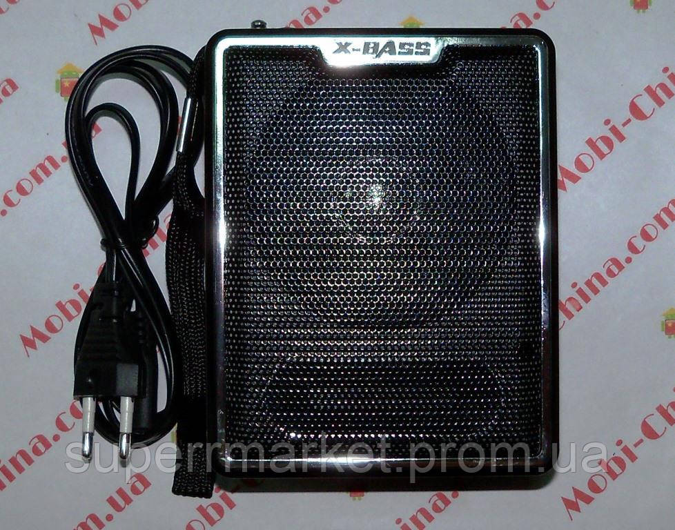 Радио NNS NS-047U, black