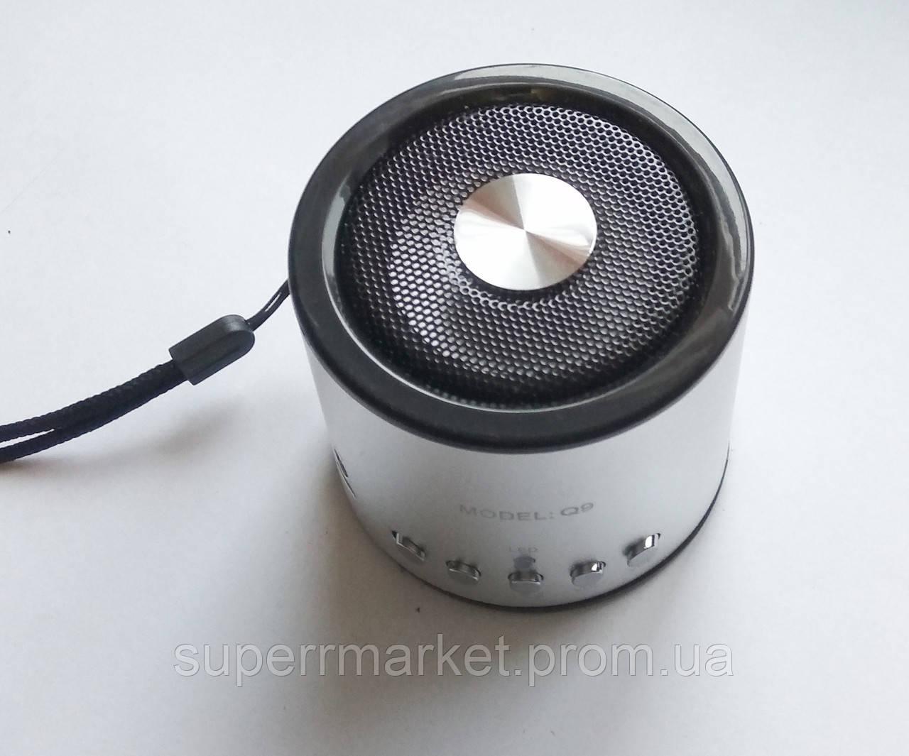 Портативная колонка Mini bluetooth speaker  WS-Q9