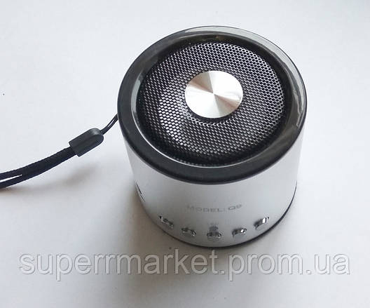 Портативная колонка Mini bluetooth speaker  WS-Q9, фото 2