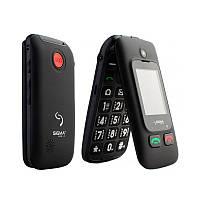 Телефон Sigma Comfort 50 Shell Dual Duo Black (бабушкофон) ' ' '