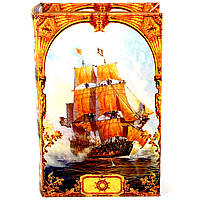 "Шкатулка книга ""Ship"""