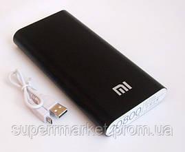 Универсальная батарея - Xiaomi power bank MI 8 20800 mAh, black, фото 3
