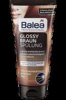 Бальзам-ополаскиватель Balea Professional Glossy Braun Spülung, 200 ml