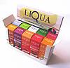 Набор жидкостей для сигарет - LIQUA MIX: 5 шт. никотиновых + 5 шт. безникотиновых, фото 4