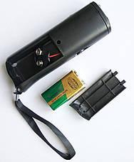 Ультразвуковой отпугиватель собак Sonic AD-100 дресировка  CD-100  с фонариком, фото 2