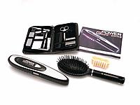 Лазерная расческа POWER COMB, лазерная расческа с набором для маникюра, расческа против выпадения волос