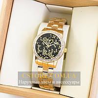 Часы Guess gold black (06920)