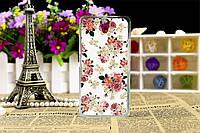 Чехол с рисунком для Lenovo Vibe S1 Lite Цветы