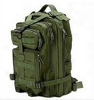 Рюкзак тактический штурмовой 26L олива , фото 1