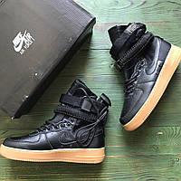 Кроссовки Nike Air Force 1 Special кожаные кроссовки найк nike