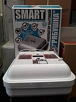 Инкубатор Рябушка на 70 яиц Smart plus с механическим переворотом и цифровым терморегулятором