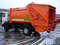 Сміттєвоз МКЗ-3402