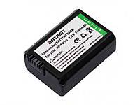 Аккумуляторная батарея Sony NP-FW50 1080mah