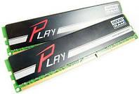 Модуль памяти DDR3 2x4GB/1600 GOODRAM Play Black (GY1600D364L9S/8GDC)