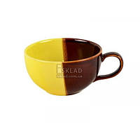 Чашка Славянская керамика Сафари широкая ЕВ-11122