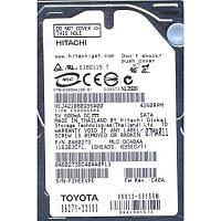 "Накопитель HDD 2.5"" PATA 80GB Hitachi (HEJ421080G9AT00)"