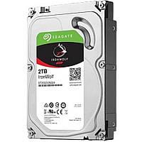 Накопитель HDD SATA 2.0TB Seagate IronWolf NAS 5900rpm 64MB (ST2000VN004)