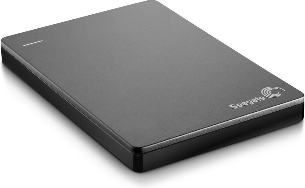 "Накопитель внешний 2.5"" USB 1.0Tb Seagate Backup Plus Portable (USB, Silver, STDR1000201) - Sonic в Харькове"