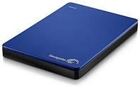 """Накопитель внешний 2.5"""" USB 2.0Tb Seagate Backup Plus Portable Blue (STDR2000202)"""