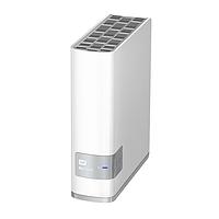"""Накопитель внешний 3.5"""" USB/LAN 4.0Tb WD My Cloud (WDBCTL0040HWT-EESN)"""