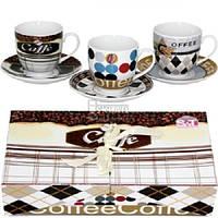 Сервиз кофейный Американо 12 предметов 022-12-13