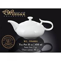 Wilmax.Чайник заварювальний 450мл.Color