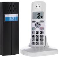 Комплект беспроводного DECT аудиодомофона Slinex RD-20