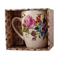 Кружка ОСЗ Букет цветов 350 мл подарочная 76040061