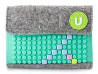 Кошелек Upixel Rainbow-Бирюзовый на липучке детский / подростковый ТМ Upixel WY-B007L